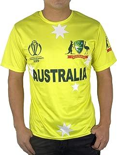 2019 Cricket World Cup Shirt All Teams Fans Shirts Unisex 3D Novelty T-Shirt