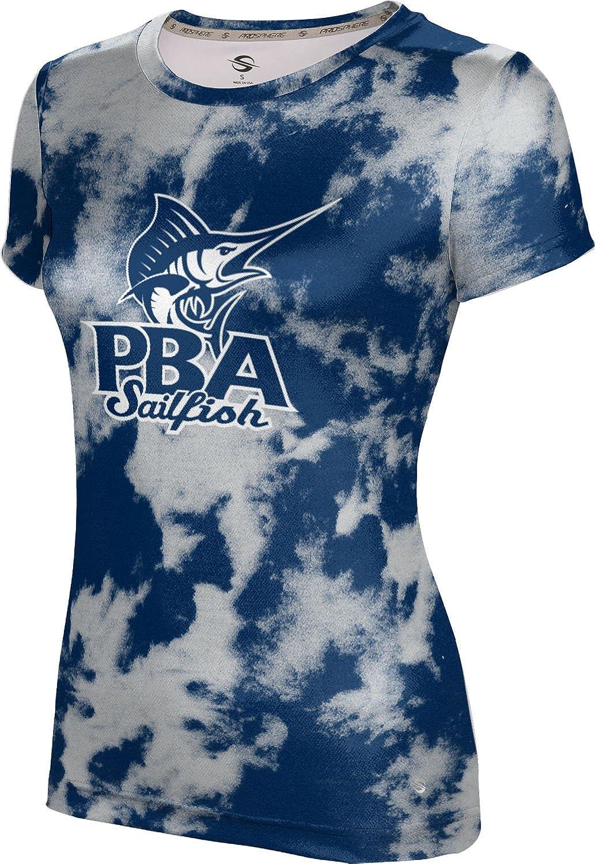 ProSphere Palm Beach Atlantic University Girls' Performance T-Shirt (Grunge)