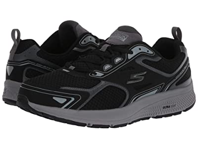 SKECHERS Go Run Consistent (Black/Grey) Men