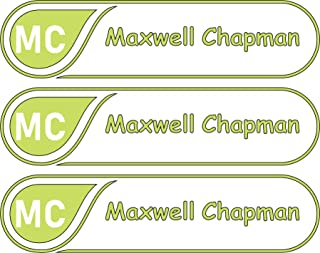 All-purpose, Custom Name Labels, Name And Initials, Multiple Colors And Sizes, Waterproof, Microwave And Dishwasher Safe, Washer And Dryer Safe, Custom Name Label For Kids, Camp Labels, Custom Labels