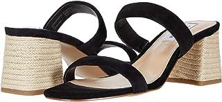 Donna Heeled Sandal