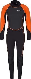 Mountain Warehouse Mens Full Wetsuit - Flat Seams Swimming Wetsuit