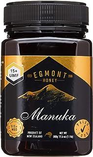 Egmont UMF 15+ Manuka Honey, 500g