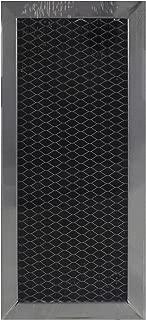 Air Filter Factory Compatible Replacement for Samsung DE63-00367D, DE63-00367H, DE63-30016D Charcoal Carbon Microwave Oven Filter 4 x 8-9/16 x 3/8 Inches AFF49-CH