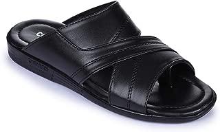 Liberty Coolers LG-1285_Black Mens Formal Slippers
