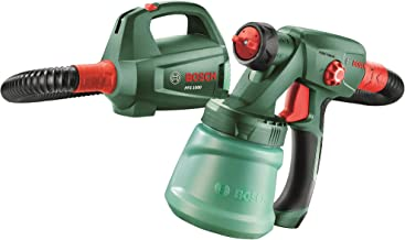 Bosch Paint Spray System PFS 1000 (410 Watt, for Paint and Varnish, Shoulder Strap Included, in Box)