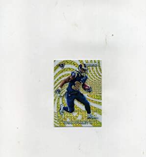 2016 Panini Select Football #3 Todd Gurley RC Dazzle Gold Parallel #2/10-TOUGH - Panini Certified - Unsigned Football Cards