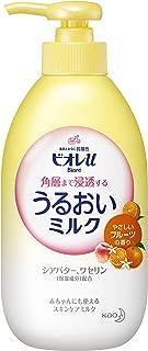 ビオレu 角層まで浸透 うるおいミルク フルーツ 300ml