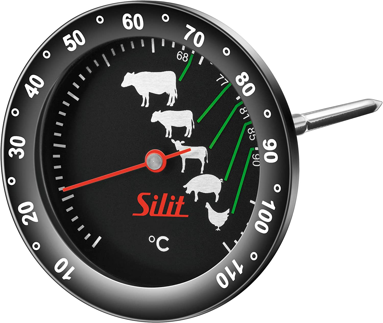 Silit Sensero 0022507101 Roasting Washington Mall Cash special price Thermometer