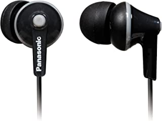 Panasonic ErgoFit RP-TCM125 - Auriculares in-ear, negro