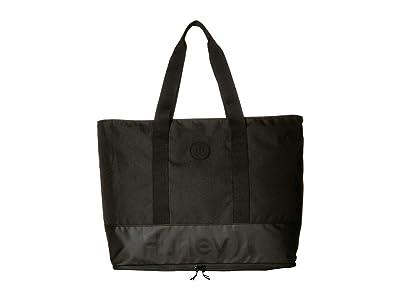 Hurley Rise Beach Tote (Black) Tote Handbags
