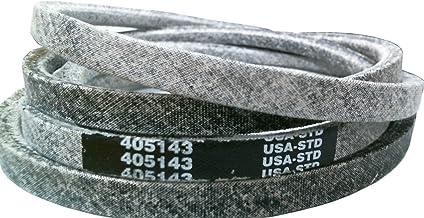 """EM Mower Deck Belt - 46"""" - 405143 - Kevlar - Husqvarna - Poulan - 532405143-584453101"""