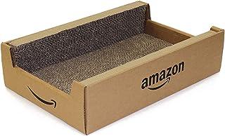 [Amazon限定ブランド] Petzone 爪とぎ Amazonボックス つめみがき 猫用
