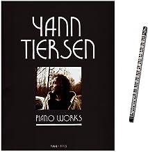 Yann Tiersen Piano Works 1994-2003 / Stuks voor piano solo (gemiddelde moeilijkheidsgraad uit de film De fantastische were...
