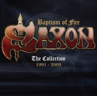 Baptism Of Fire: Collection 1991-2009