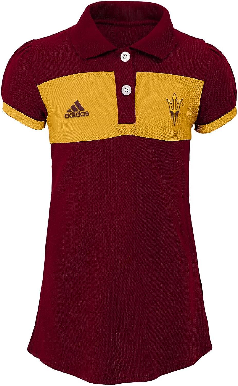 NCAA Girls 46X Halftime Short Sleeve Dress