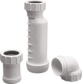 All Season Marketing BV1B/UA Hepvo Waterless Waste Valve 1-1/4
