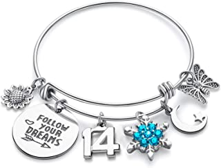 Doitory Best Friend Birthday Gifts for Women 5 6 7 8 9 10 Year Old Girl Birthday Gifts for Teenage Girls 21st 30th 40th 50...