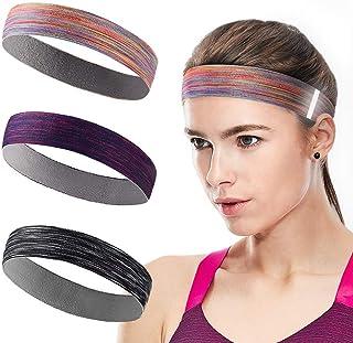 Home-Mart Yoga Headbands Running Headband Sports Headband for Men and Women Hair Bands Hair Accessories for Women Sweatban...