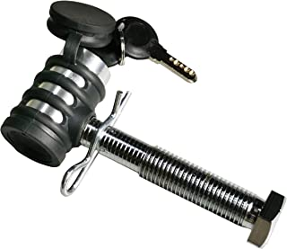 MaxxHaul 50376 Threaded Hitch Locking Pin for MaxxHaul Bike Rack 70210