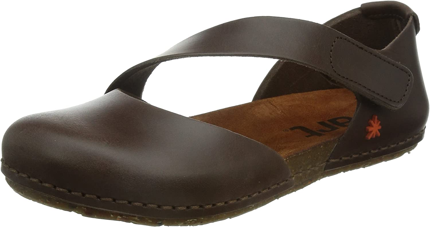 Art Women's Creta Credver Espadrille Flats 442 Granada 8 UK, 41 EU Brown