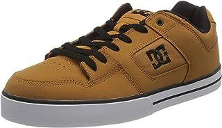 DC Pure Slim Mens Shoe, Zapatos de Skate para Hombre
