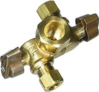 BrassCraft 3-12A R 1//2 O.D x 12 Copper Faucet Riser in Rough Copper