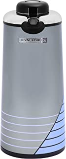 Royalford 1.9L Vacuum Flask - Heat Insulated Thermos for Keeping Hot/Cold Long Hour Heat/Cold Retention, Multi-Walled, Hot...