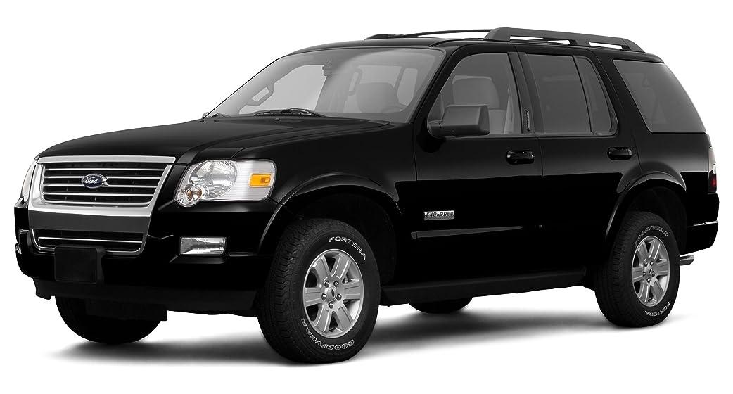 2008 Ford Explorer Xlt 4 Wheel Drive 4 Door V8 Black