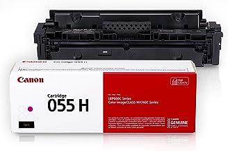 Canon Genuine Toner, Cartridge 055 Magenta, High Capacity...