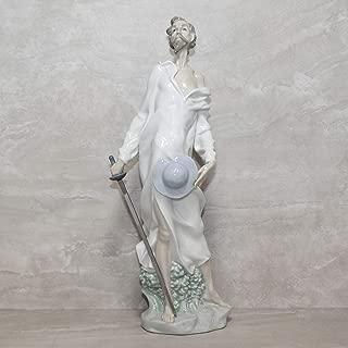 Lladro Nao Figurine, Don Quixote 390