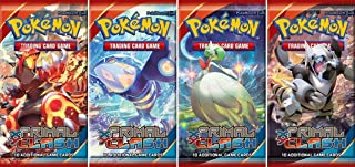 Pokemon Cards - XY Primal Clash - Booster Packs (4 Pack Lot)