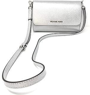 Medium Convertible Pouchtte Leather Crossbody Shoulder Bag