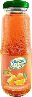 Al Safi Organic Juice, Orange, 250 ml