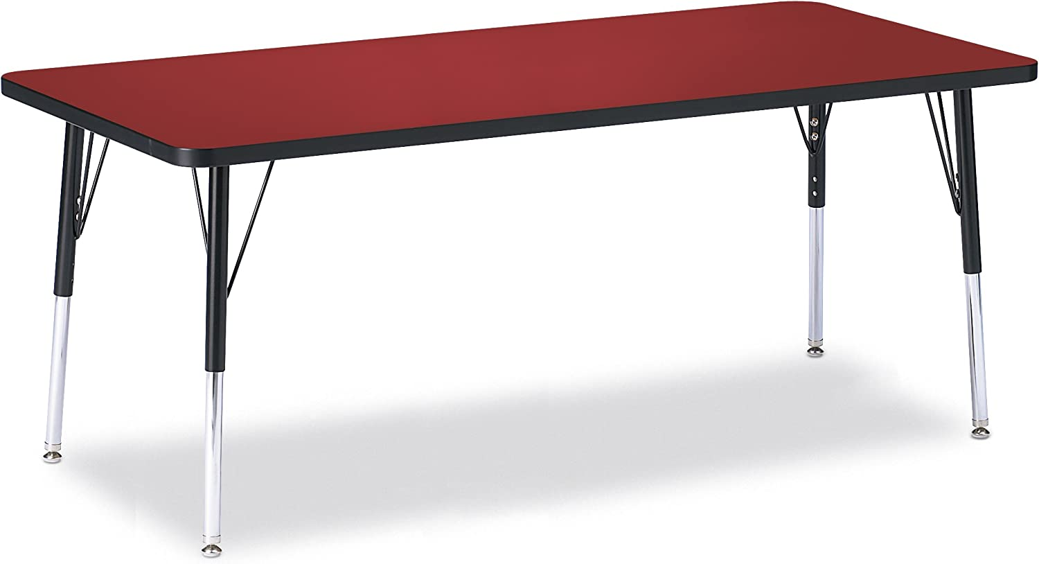 Max 72% Year-end gift OFF Berries 6413JCE188 Rectangle Activity Table 72