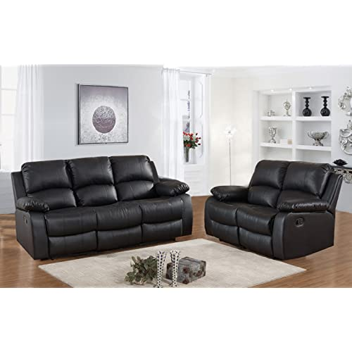 Recliner Sofas 3 Seater And 2 Seater Amazon Co Uk