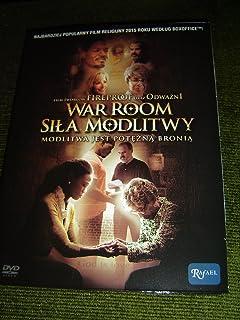 Siła Modlitwy: Modlitwa Jest Potężną Bronią / War Room, Polish Edition [DVD Region 2 PAL] Audio: Polish, English, Czech … ...