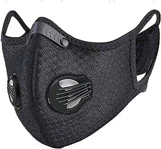 Anti Stof Mesh Masker Gezichtsmasker Met Lagen Filter, Ademend Veiligheidsmasker Outdoor Unisex Maskers Running Stofhoes F...
