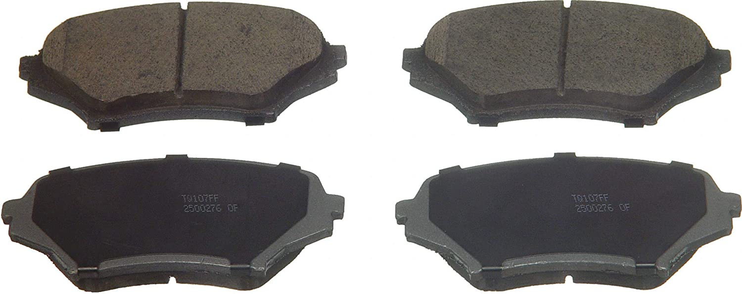 Wagner ThermoQuiet QC1179 Ceramic Free shipping anywhere in the nation Brake Set Disc Easy-to-use Pad
