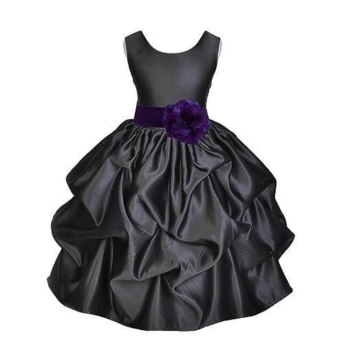 Purple And Black Wedding Dress Amazon