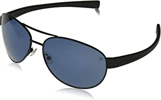 61ae7a074 TAG HEUER LRS Automatic 0253 401 Polarized Rectangular Sunglasses black 62  mm