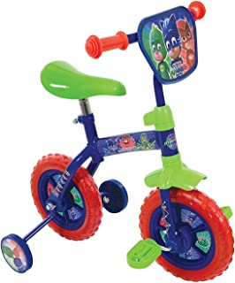 PJ MASKS My First Training Bicycle for Little Boys and Girls Ages 2