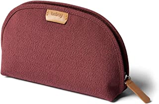 Bellroy Classic Pouch, Everyday kit, Woven Fabric (pens, Cables, Cosmetics, Personal Items) - Red Earth