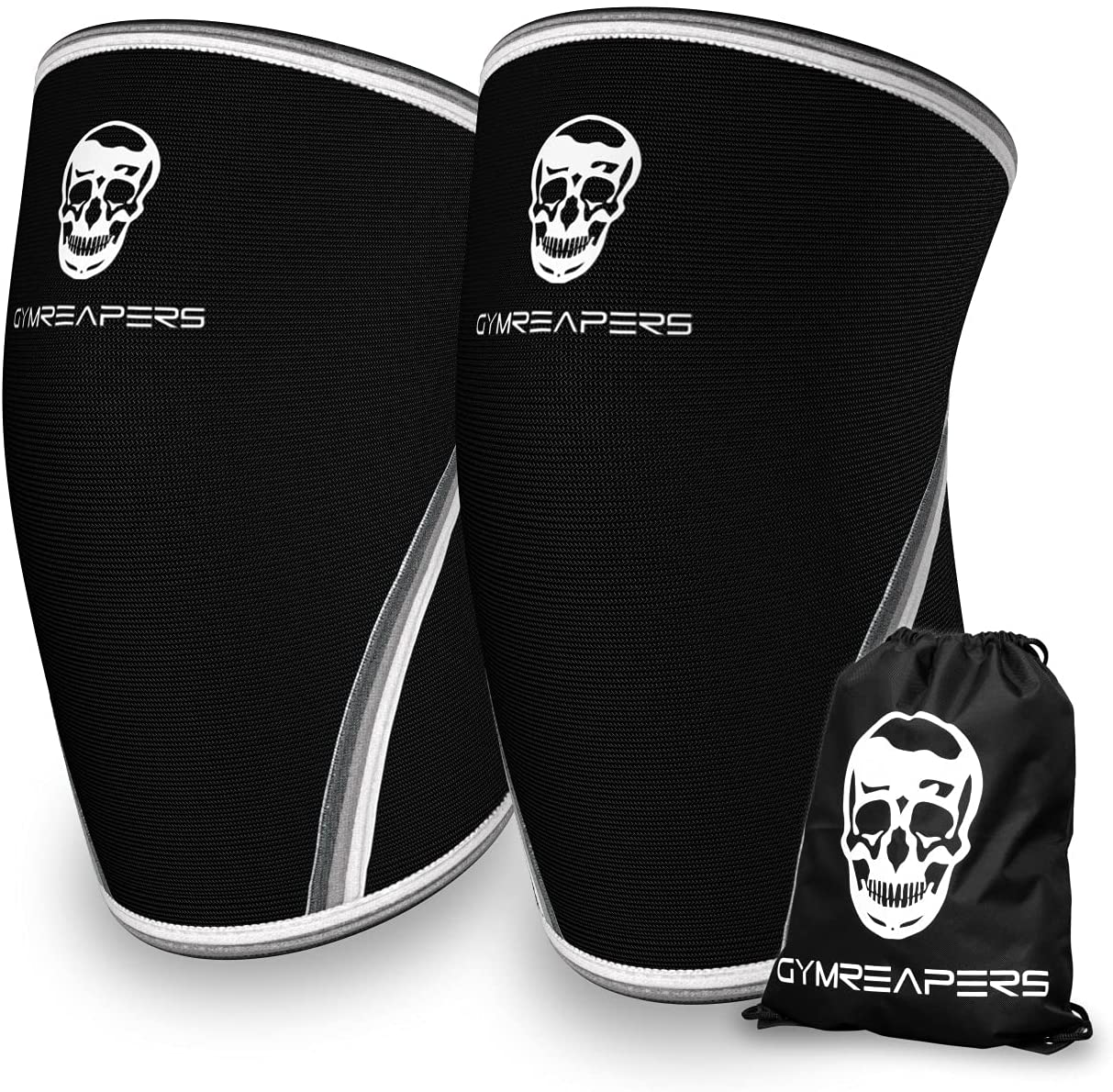 Bombing free shipping Knee Sleeves 1 Pair Gym Brace Compression Quality inspection - Bag Sleeve
