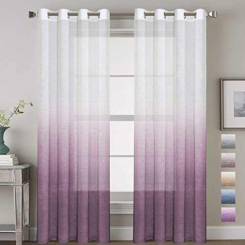 Ombre Curtains Amazon Com