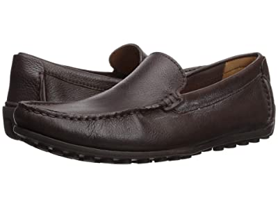 Clarks Hamilton Free (Dark Brown Leather) Men