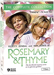 Sponsored Ad - ROSEMARY & THYME COMPLETE COLLECTION