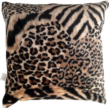 Cojines Animal Print.Amazon Es Animal Print Cojines Y Accesorios Textiles