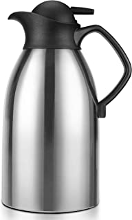 Thermal Carafe, ENLOY Stainless Steel Coffee Carafe...