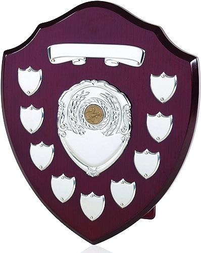 Présentation Shield 30,5cm Gravure offerte